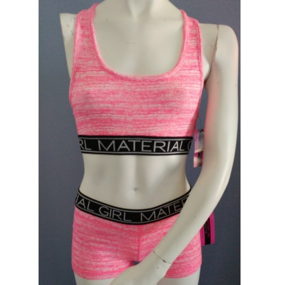 f06b0ffb1470 Material Girl Active Juniors  Undercover Shorts NWT